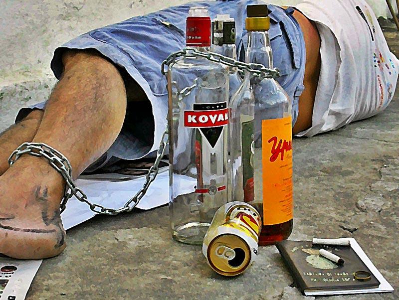 алкогольное рабство, как человек становится рабом, потеря личной свободы, потеря себя, бесполезная жизнь, выйти из депрессии, незавидная участь, что мешает жить, внутренние барьеры