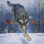 Притча о волке, который изменил всё..